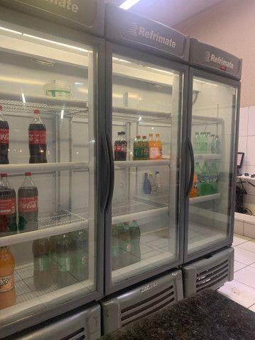 Expositor e refrigerador de bebidas - Foto 3