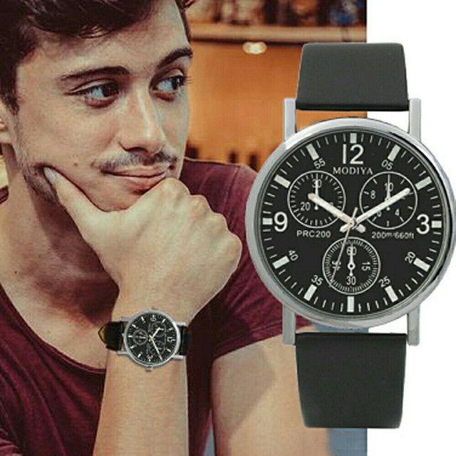 Relógio Masculino Analógico Casual [NOVO] - Foto 6