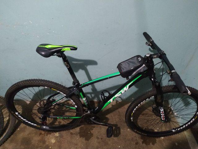 Bicicleta tsw jump 29 27v - Foto 4