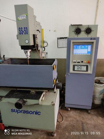 Eletro erosão Suprasonic SS50