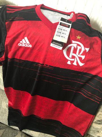 Camisa ORIGINAL do Flamengo - Foto 2