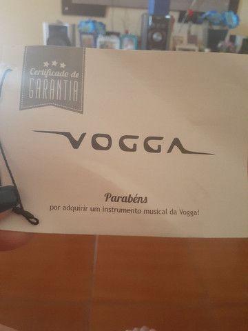 Violão da marca vogga  - Foto 4