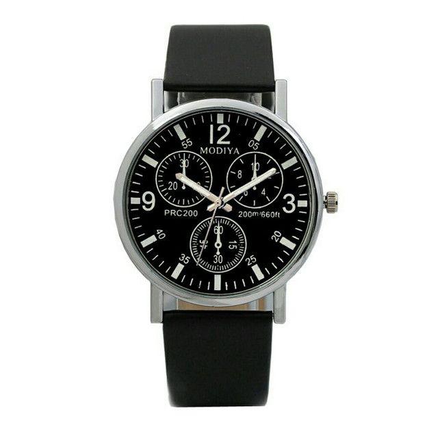 Relógio Masculino Analógico Casual [NOVO]