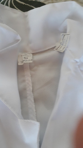 Jaleco branco Feminino - Foto 4