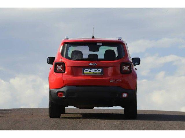 Jeep Renegade LIMITED 1.8 FLEX AUT. - Foto 5