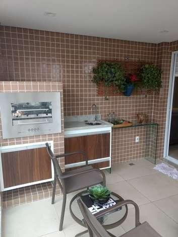 Residencial Vale D'Aldeia , 82 - 91m², 2 quartos - Boqueirão, Santos - SP - Foto 13