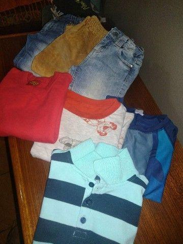 Kit roupa menino - Foto 3
