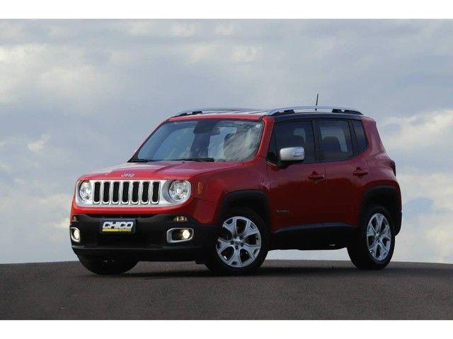 Jeep Renegade LIMITED 1.8 FLEX AUT. - Foto 3