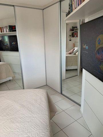 Apartamento no Geisel, 02 quartos - Móveis Projetados - Foto 13