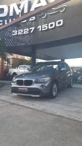 BMW X1  18i  2012  TOP DE LINHA RARIDADE - Foto 8