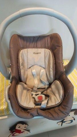 Bebê conforto novíssimo