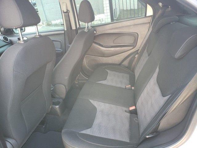 Ford Ka 2015 1.5 SEL Unica dona Top de linha  - Foto 13