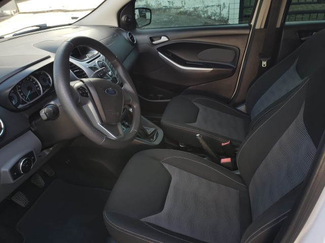 Ford Ka 2015 1.5 SEL Unica dona Top de linha  - Foto 5