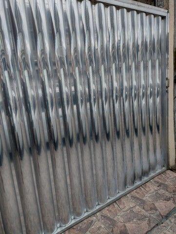 Portão de alumínio  - Foto 2
