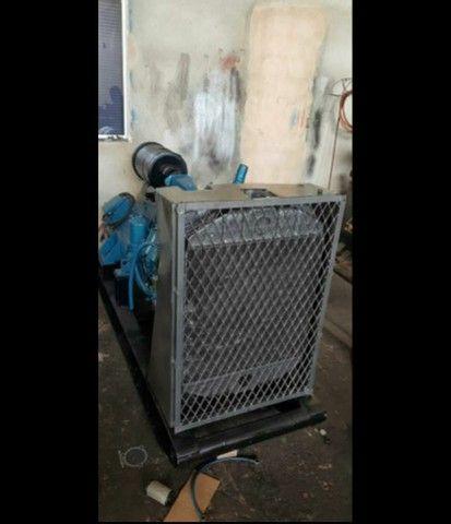 Gerador Diesel com motor  - Foto 2