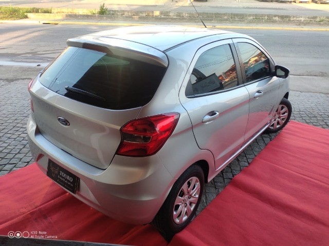 Carro excelente para Uber/Pop - Ford Ka 1.0 Completo! Aceito troca e financio!!!! - Foto 4