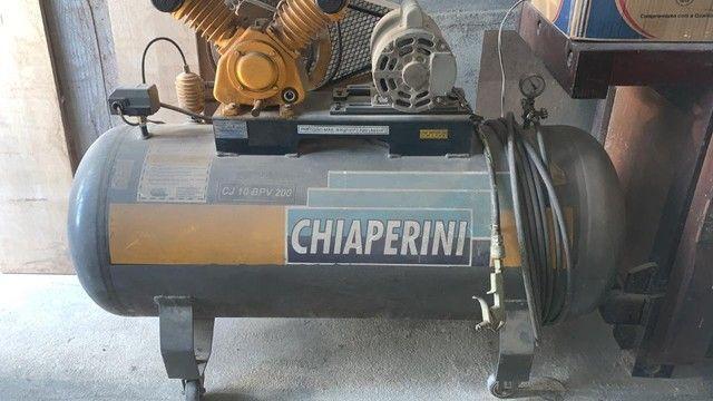 Compressor Chiaperini