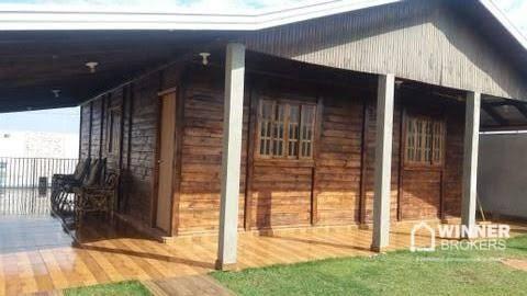 Direitos de casa com 3 dormitórios à venda, 120 m² por R$ 160.000 - Ivailandia - Engenheir - Foto 4