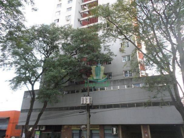Apartamento com 1 dormitório para alugar com 37 m² por R$ 1.500/mês no Edifício Grand Prix - Foto 2