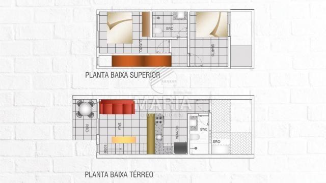 Casa à venda com 2 dormitórios em , Gravata cod:3049 - Foto 13