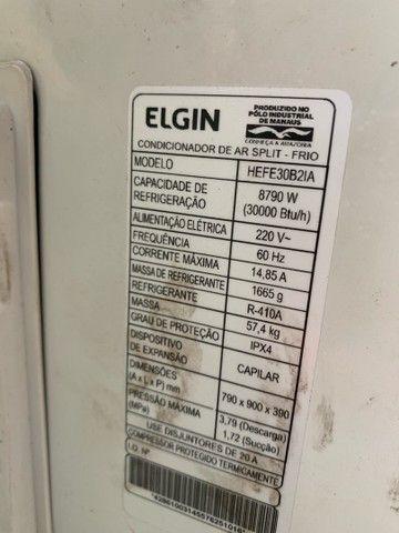 Ar condicionado ELGIN 30000 BTU/h  - Foto 3
