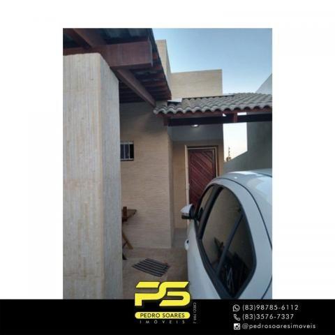 Casa com 1 dormitório à venda, 162 m² por R$ 175.000 - Jacumã - Conde/PB - Foto 3
