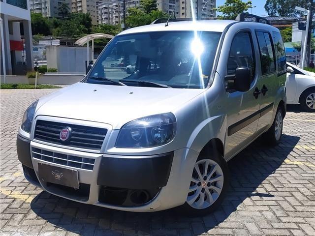 Fiat Doblo 1.8 mpi essence 7l 16v flex 4p manual - Foto 2