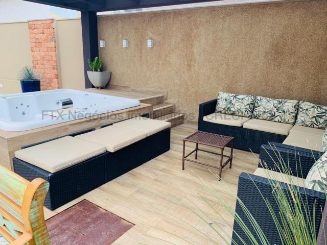 Sobrado à venda, 1 quarto, 3 suítes, Residencial Damha II - Campo Grande/MS - Foto 17