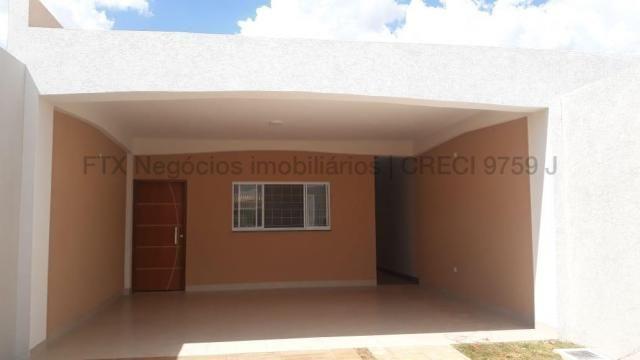 Casa à venda, 1 quarto, 1 suíte, Jardim Tijuca - Campo Grande/MS - Foto 3