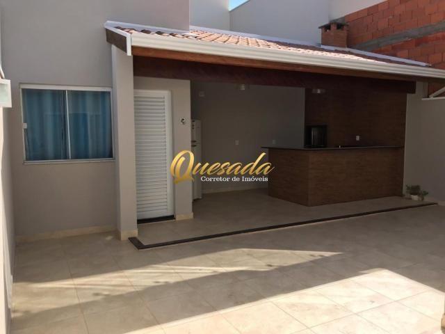 CASA À VENDA NO CONDOMÍNIO JARDIM BRESCIA - INDAIATUBA/SP - QUESADA IMÓVEIS - Foto 12