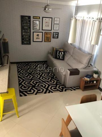 Apartamento à venda com 2 dormitórios em Parque prado, Campinas cod:AP027737 - Foto 2