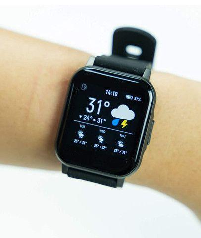 Smartwatch Xiaomi Haylou Ls02 Original Lacrado - Foto 2