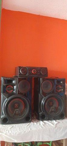 Vende-se um som em bom estado - Foto 2