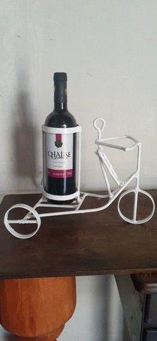 Porta vinhos  - Foto 2