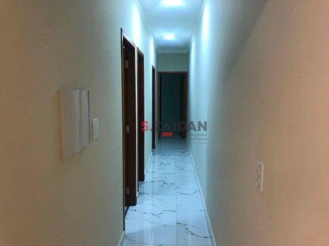 Casa com 3 dormitórios à venda, 100 m² por R$ 390.000,00 - Prezotto - Piracicaba/SP - Foto 5