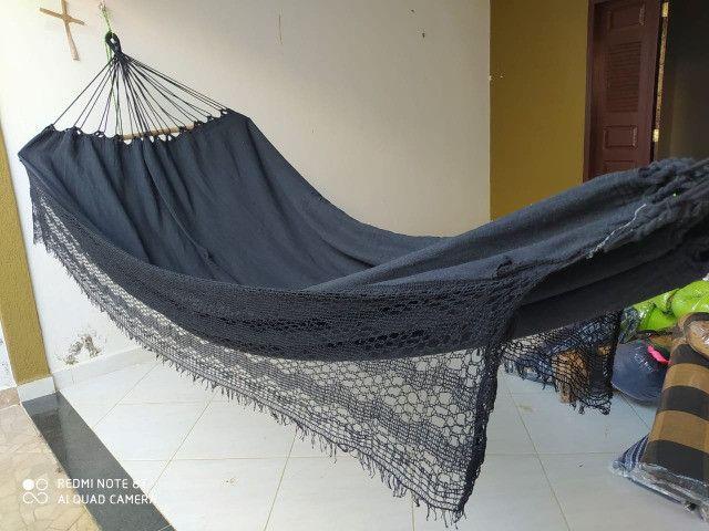 Redes de descanso Casal, Melhor preço e qualidade!! 90,00 novo na caixa - Foto 4