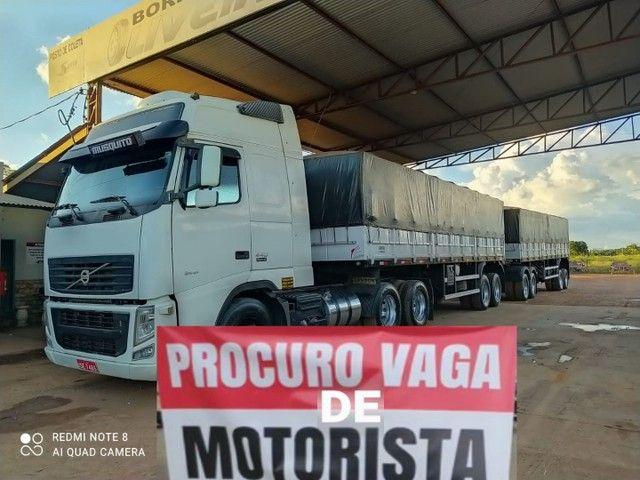 PROCURO VAGA DE MOTORISTA