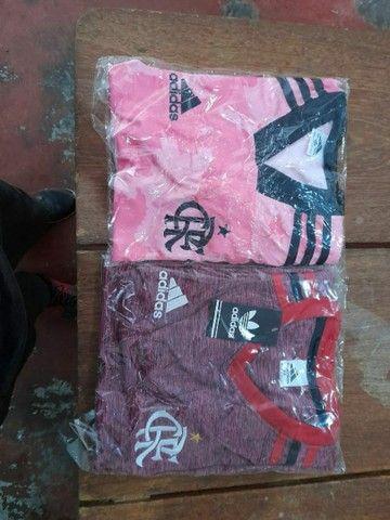 Camisas de times feminino  - Foto 2