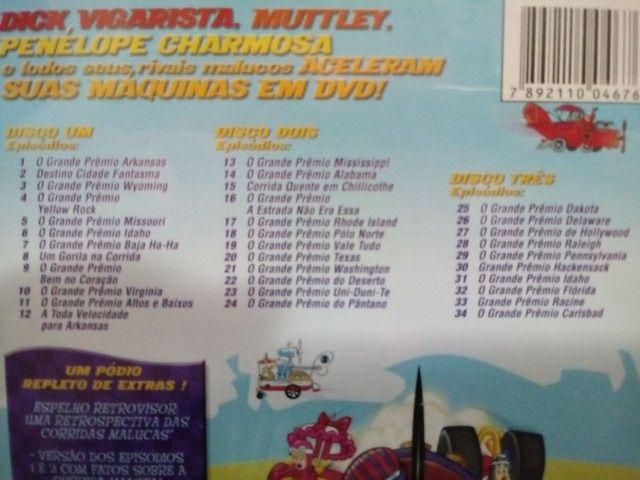 Coleção Hanna Barbera - Corrida Maluca - Faço Envio. - Foto 4