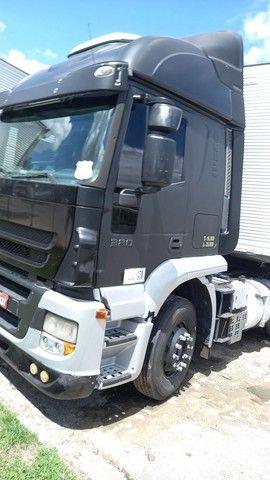 Conjunto iveco 380 - Foto 2