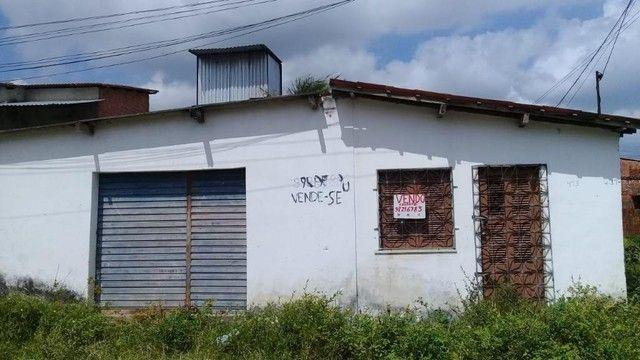 Casa com 1 dormitório à venda, 65 m² por R$ 80.000,00 - Barrocão - Itaitinga/CE