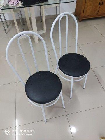 2 cadeiras tubolar  - Foto 5