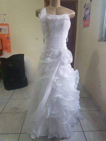 Vestidos de noiva seminovos  - Foto 2