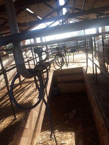 Resfriador  de leite  de 1.000L completo - Foto 4
