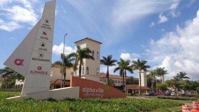 Terreno à venda em Alphaville - lagoa dos ingleses, Nova lima cod:ALP1679 - Foto 5