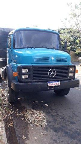 Caminhão  Mercedes Benz  - Foto 6