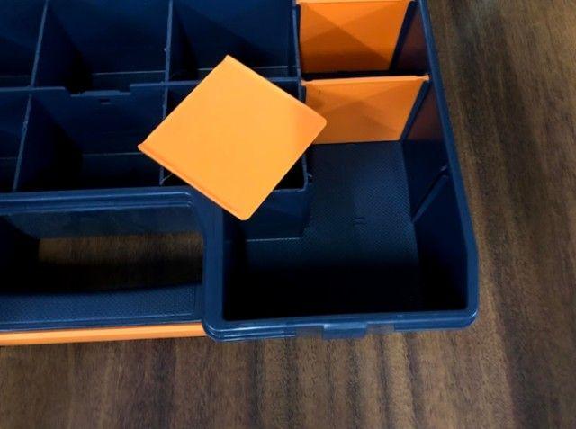 Caixa Para Ferramentas Organizadora  - Foto 2