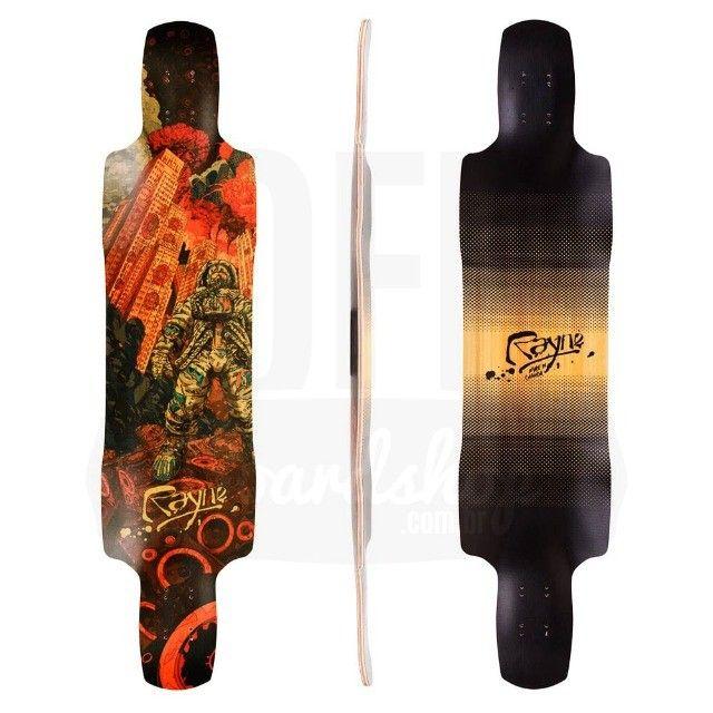 Longboard Rayne Supreme (usado) - Foto 6