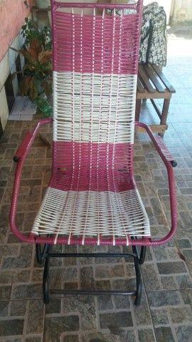 Cadeira de balanço R $ 120.00