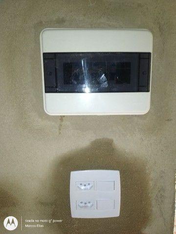 Eletricista- Portão eletrônico- alarmes- câmeras- concertina - Foto 6